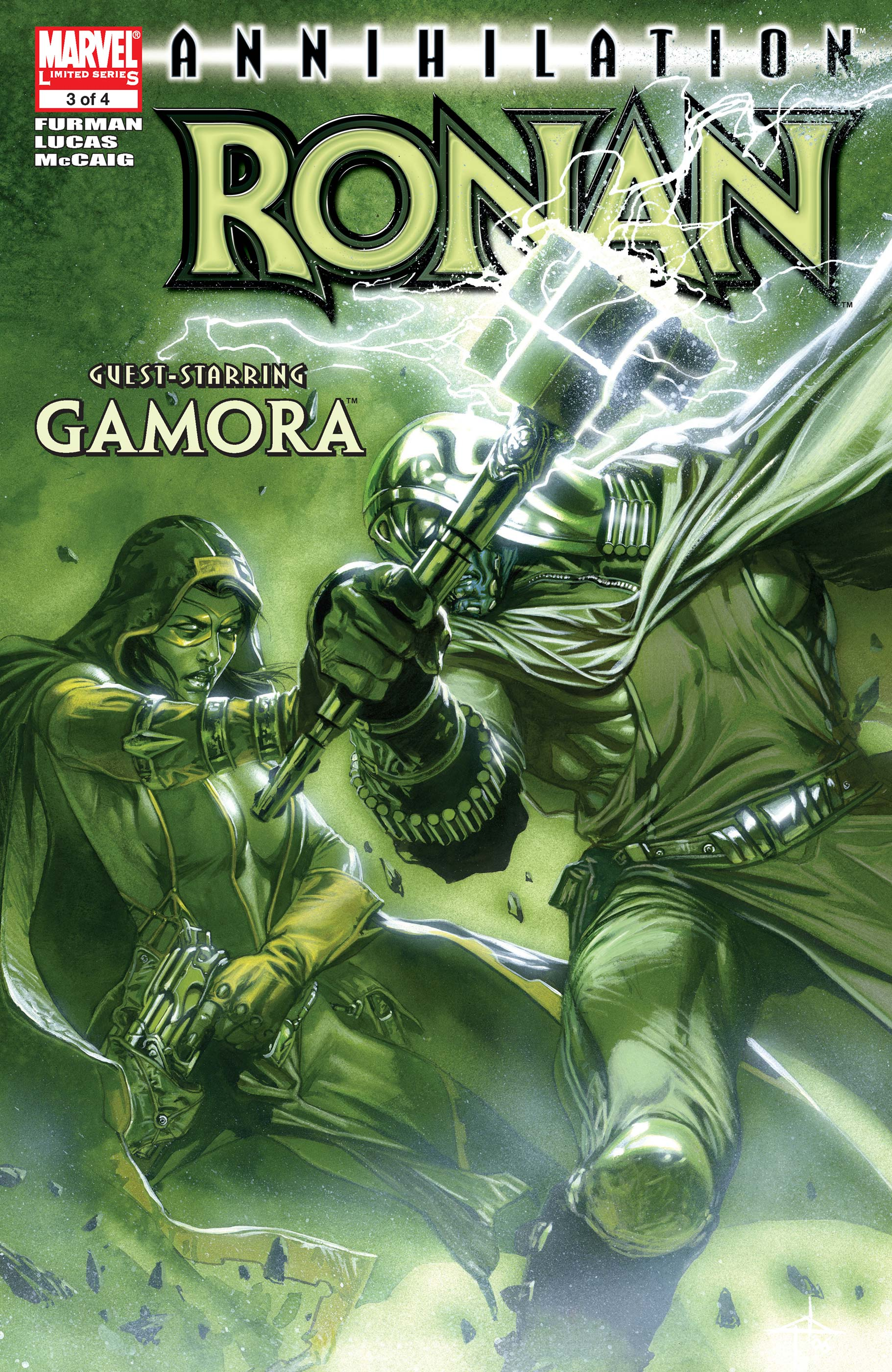 Annihilation: Ronan Vol 1 3