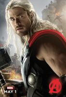Avengers Age of Ultron poster 006