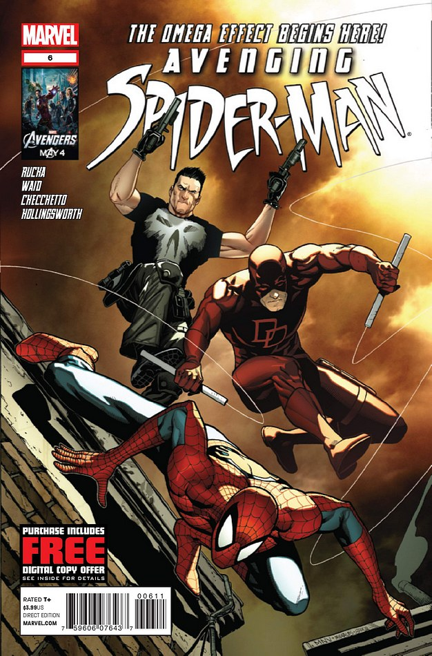 Avenging Spider-Man Vol 1 6
