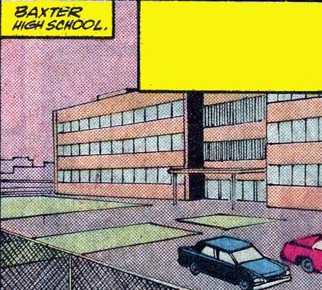 Baxter High School/Gallery