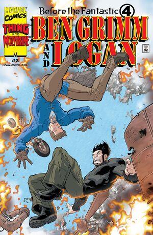 Before the Fantastic Four Ben Grimm and Logan Vol 1 3.jpg