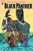 Black Panther (IDW) Vol 1 5