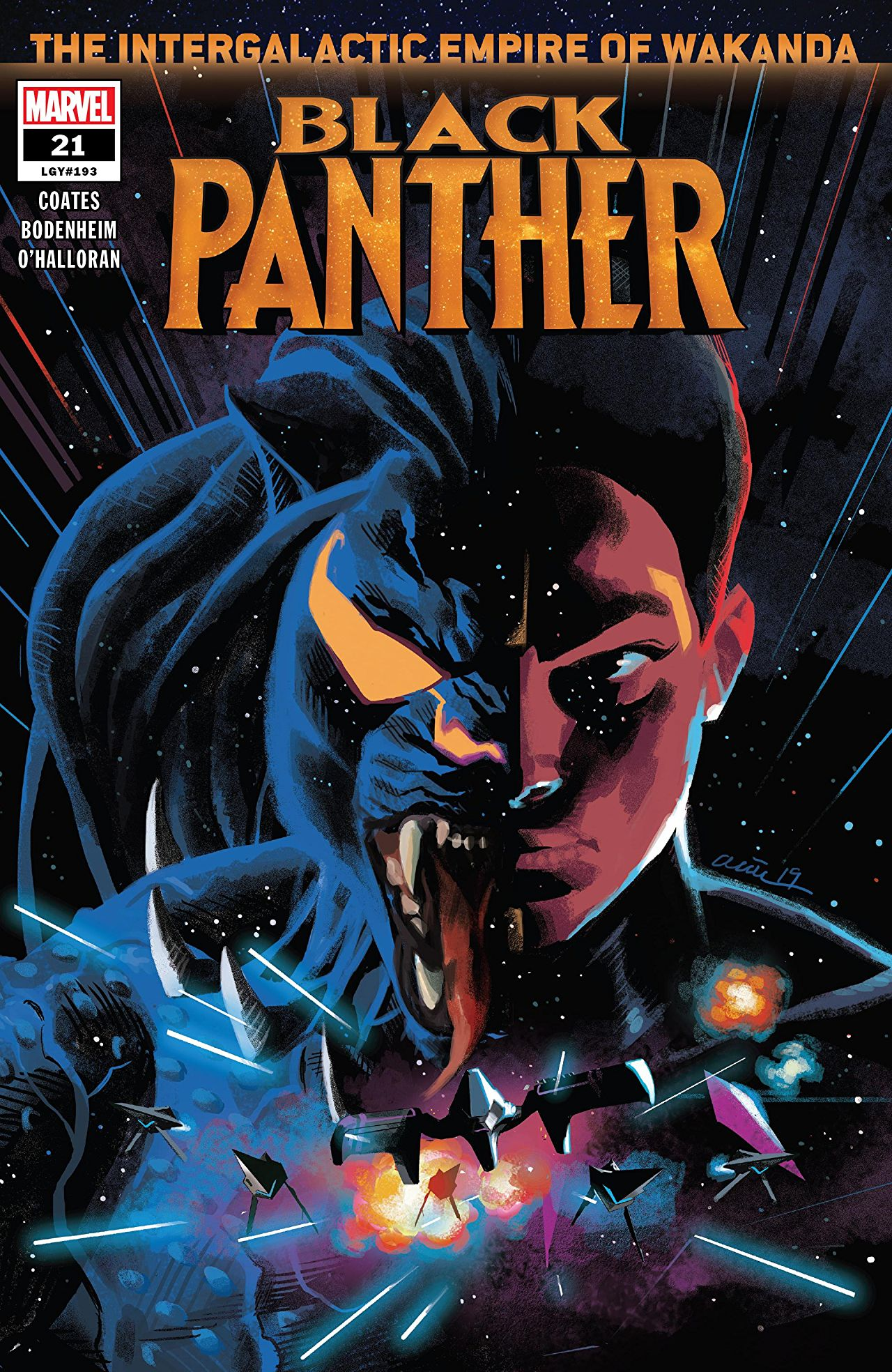 Black Panther Vol 7 21