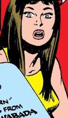 Christine Sandt (Earth-616)
