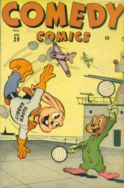 Comedy Comics Vol 1 29