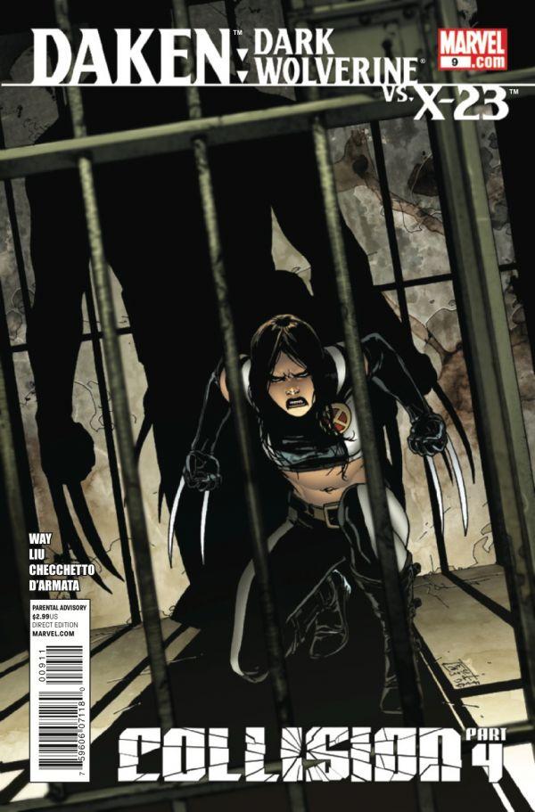 Daken: Dark Wolverine Vol 1 9