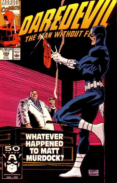 Daredevil Vol 1 288