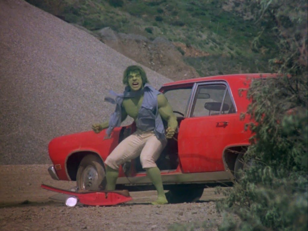 The Incredible Hulk (TV series) Season 1 9