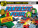 Fantastic Four Vol 1 199