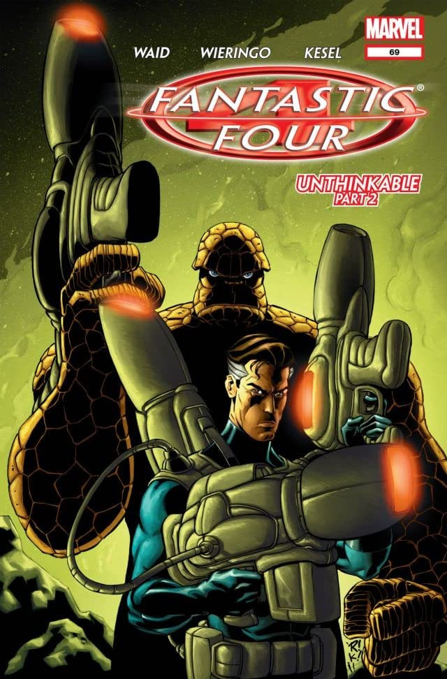 Fantastic Four Vol 3 69