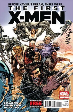 First X-Men Vol 1 1.jpg
