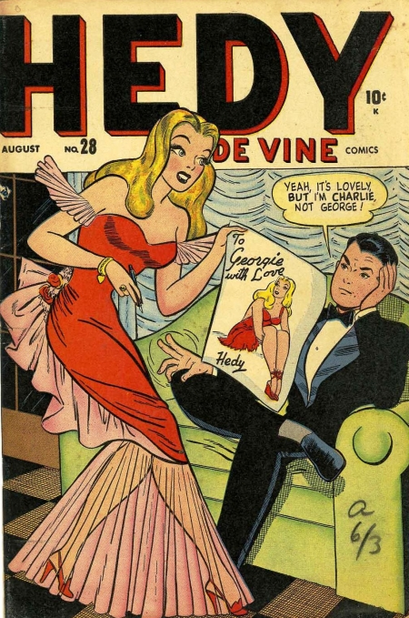 Hedy De Vine Comics Vol 1 28