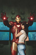 Iron Man Vol 4 5 Textless