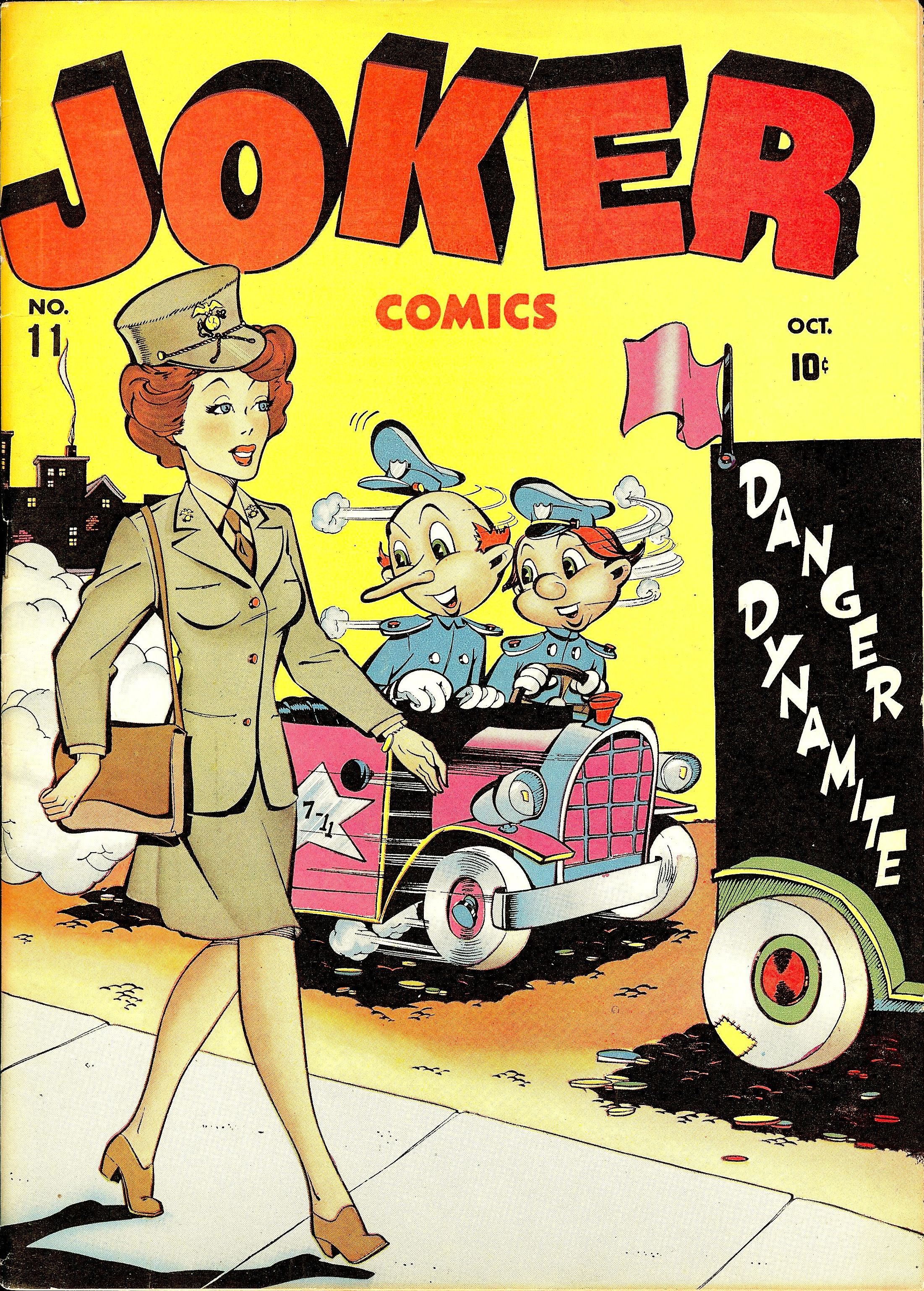 Joker Comics Vol 1 11