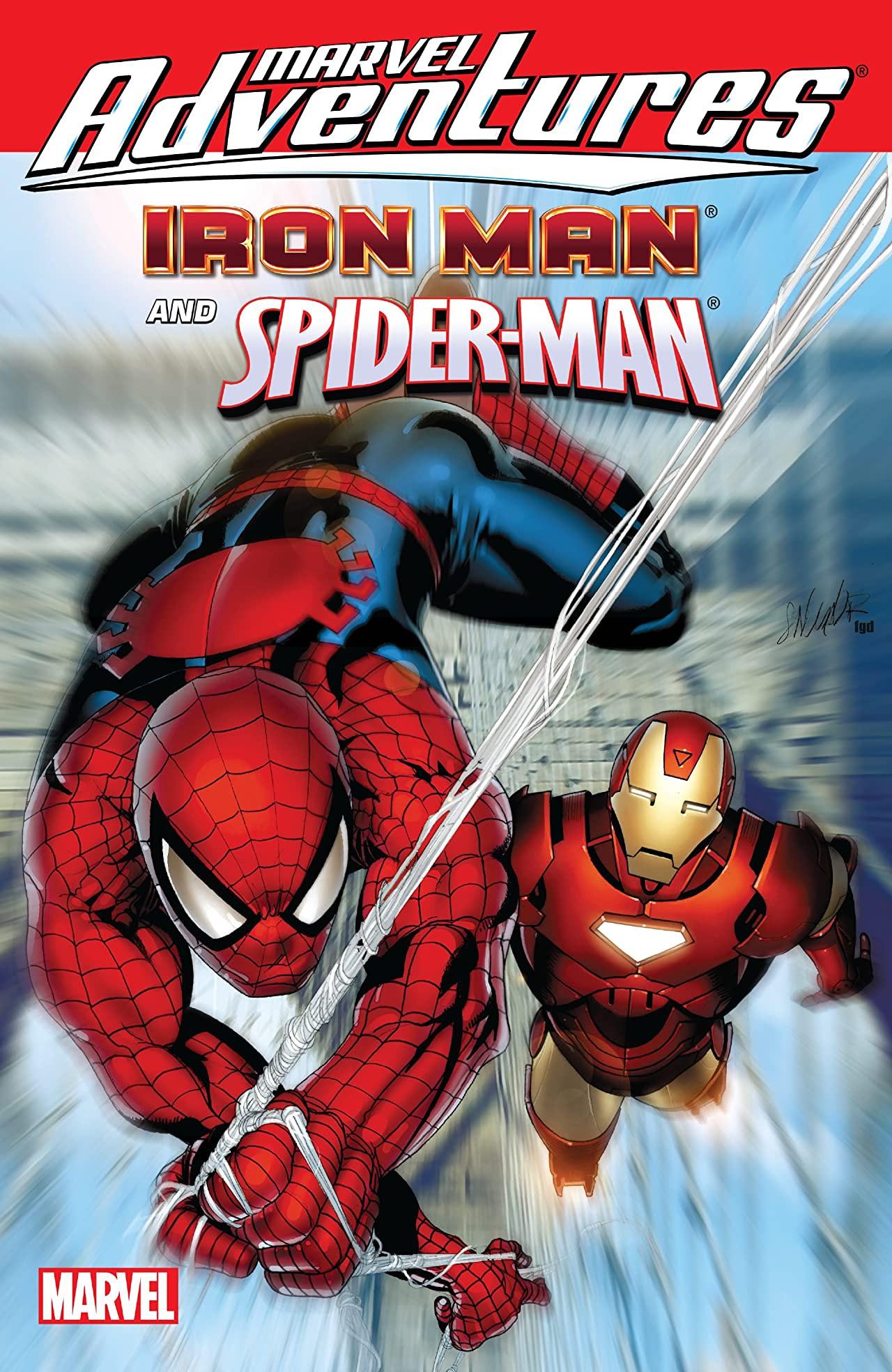 Marvel Adventures Iron Man/Spider-Man Vol 1