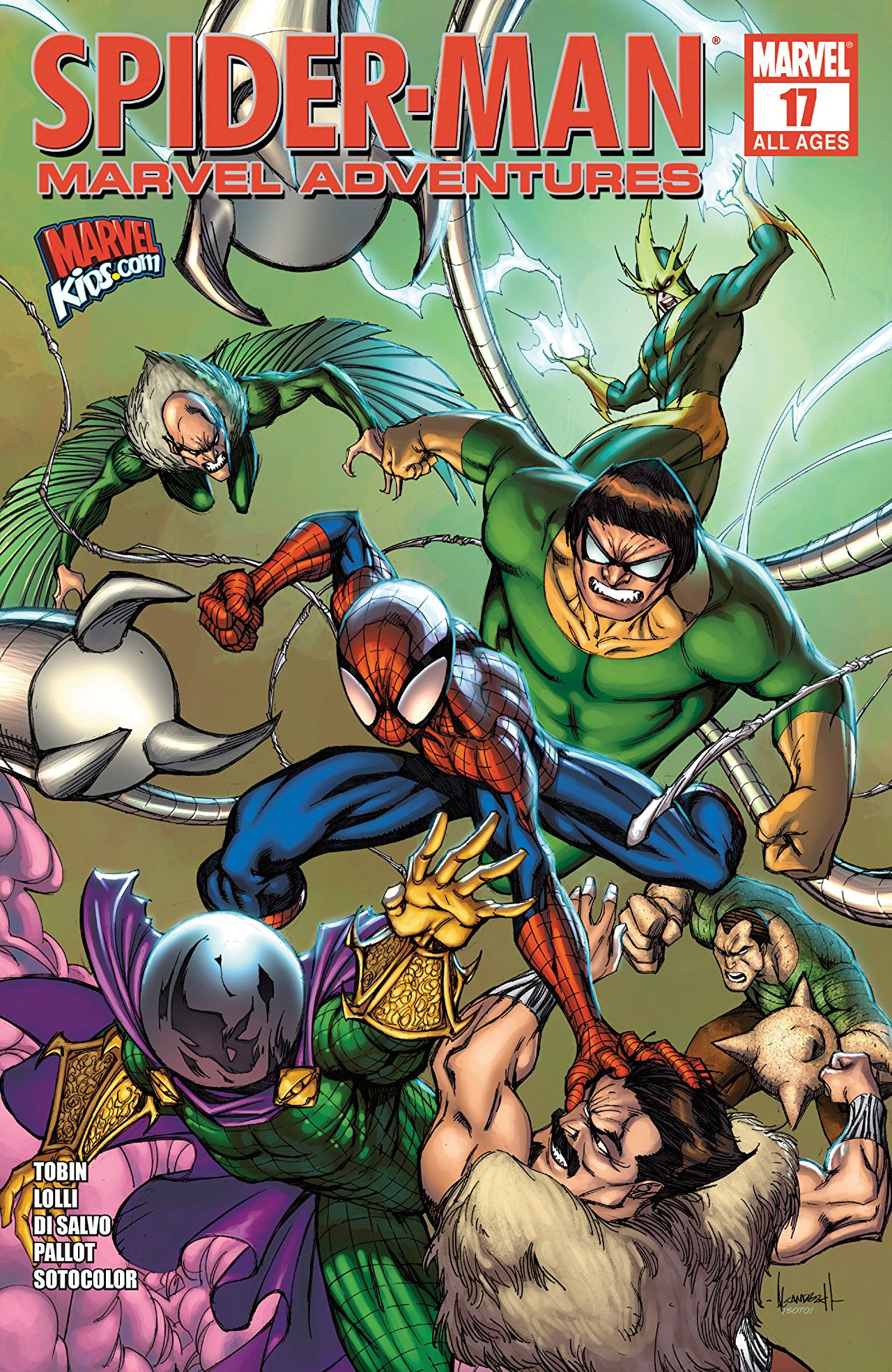 Marvel Adventures: Spider-Man Vol 2 17