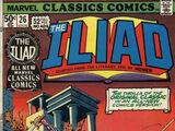 Marvel Classics Comics Series Featuring The Iliad Vol 1 1