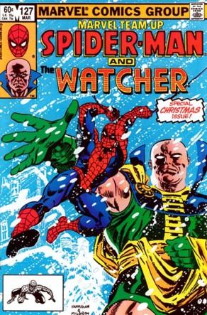 Marvel Team-Up Vol 1 127