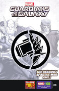 Marvel Universe Guardians of the Galaxy Vol 2 19