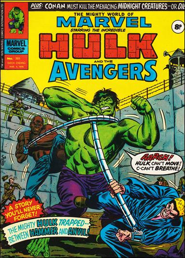 Mighty World of Marvel Vol 1 201