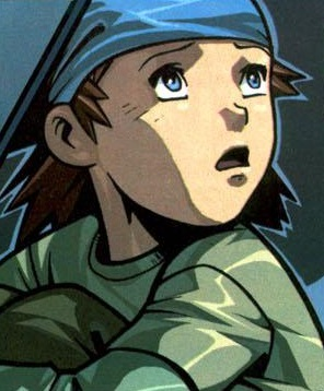 Molly Pritchard (Earth-616)