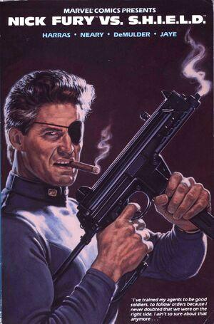 Nick Fury vs. S.H.I.E.L.D. TPB Vol 1 1.jpg