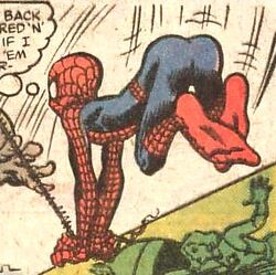 Peter Pooper (Earth-9047) from What The-- Vol 1 1 001.jpg
