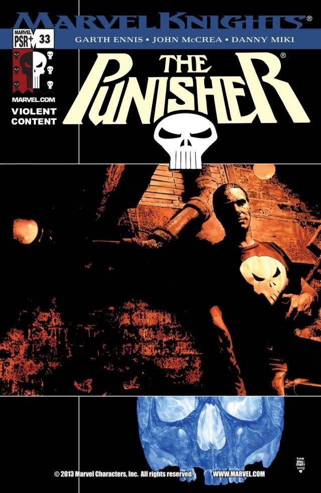 Punisher Vol 6 33