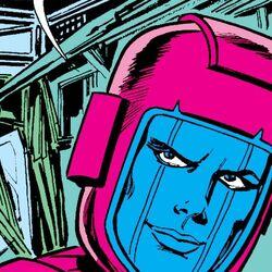 Ravonna Renslayer (Earth-6311) from Avengers Vol 1 291.jpg