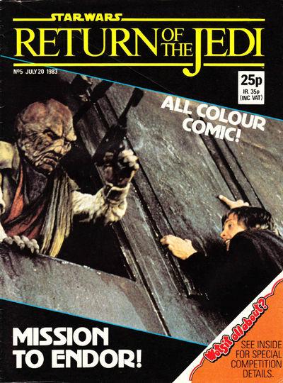 Return of the Jedi Weekly (UK) Vol 1 5