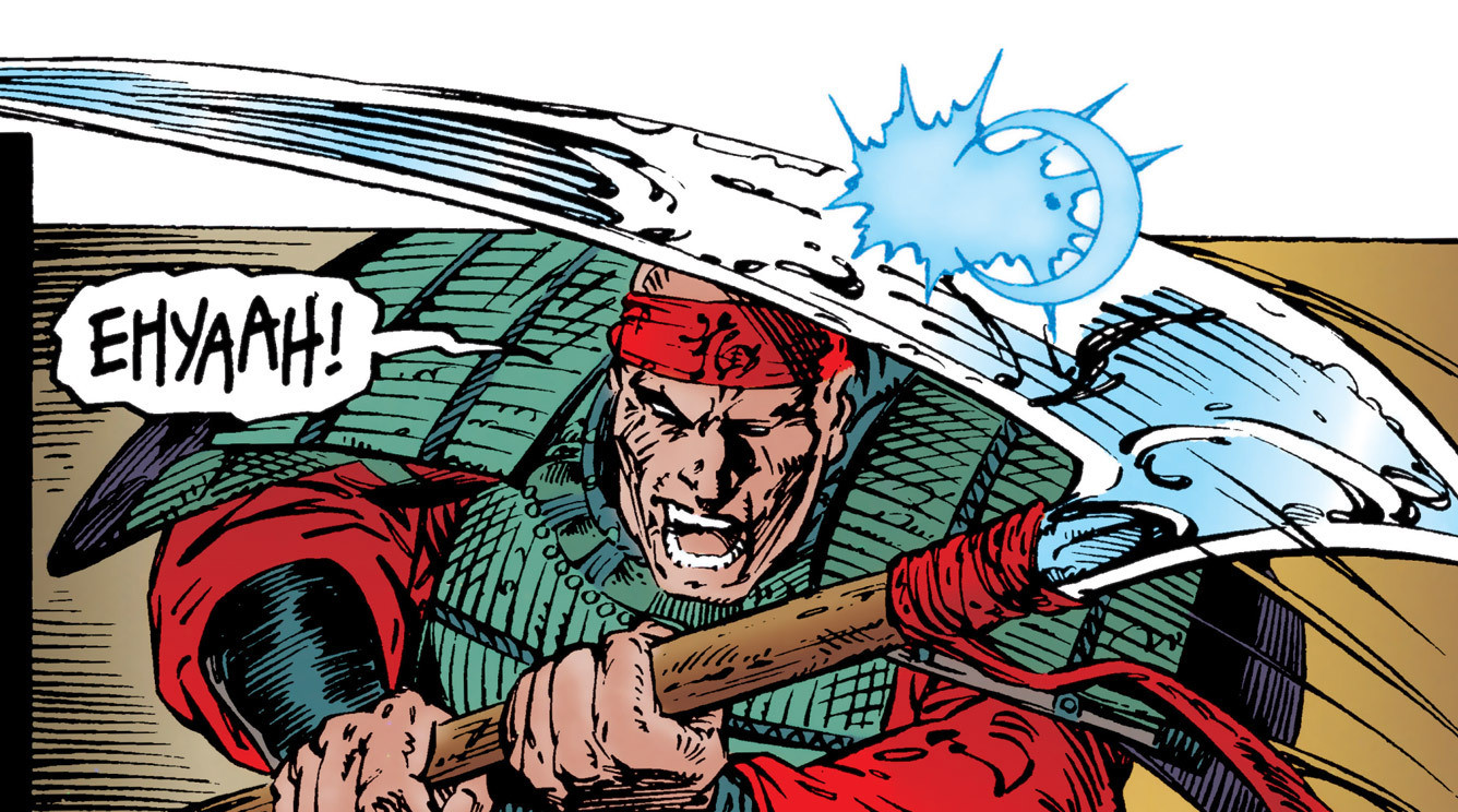 Sickle (Avatars) (Earth-616) from Force Works Vol 1 7 0001.jpg