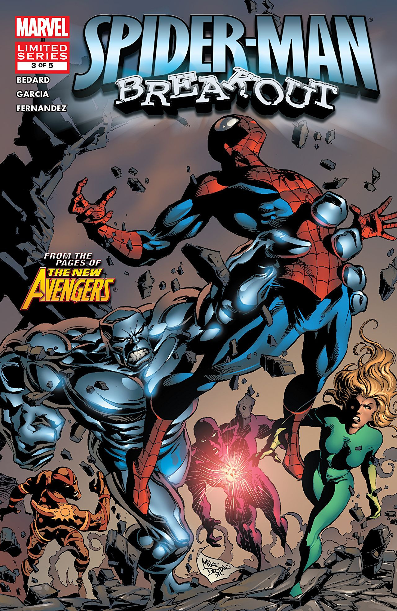 Spider-Man: Breakout Vol 1 3
