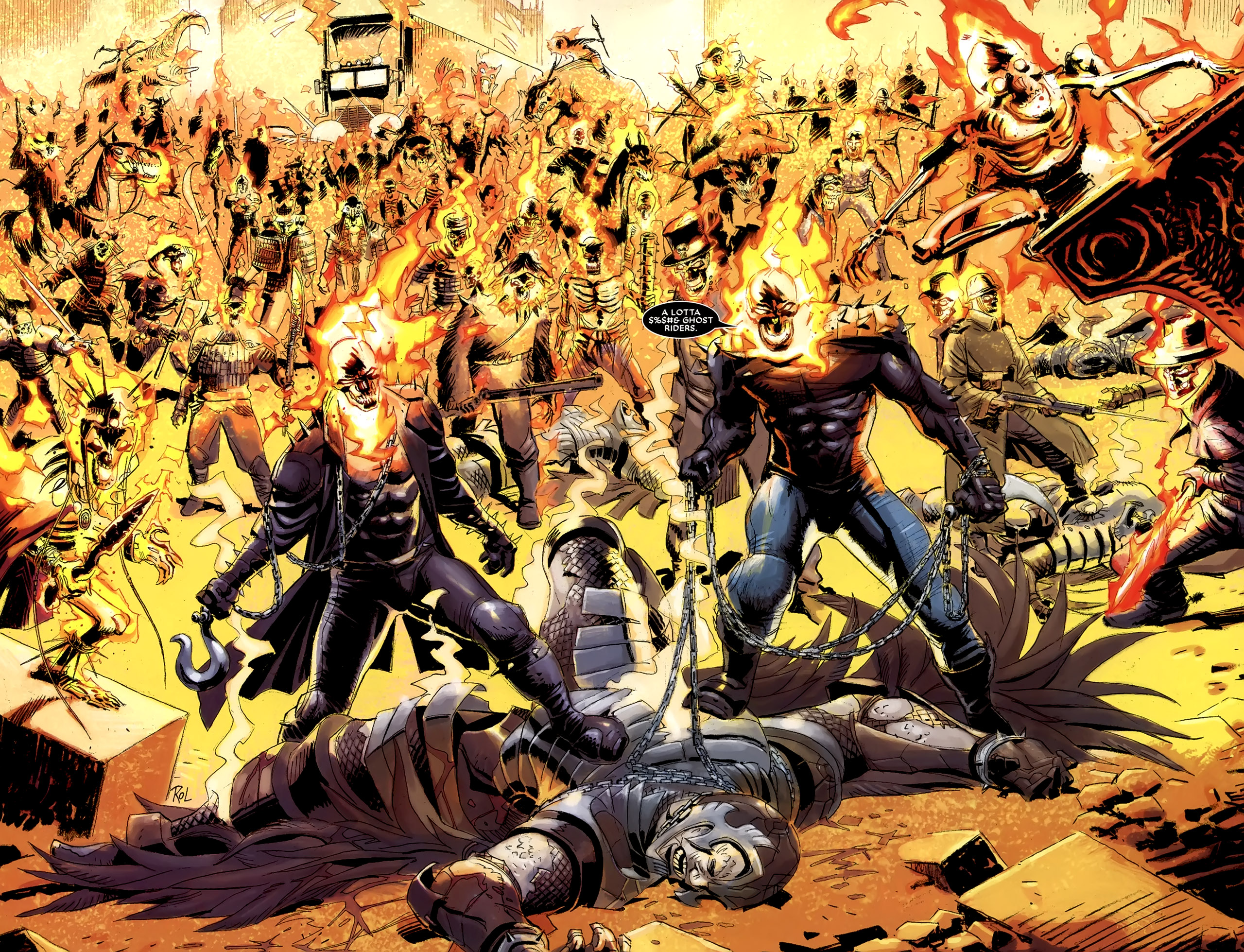 Spirits of Vengeance (Earth-616)