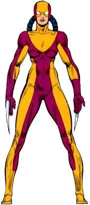 Teresa Vasquez (Earth-616)
