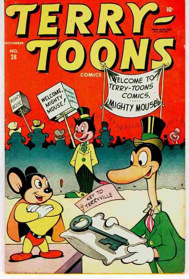 Terry-Toons Comics Vol 1 38
