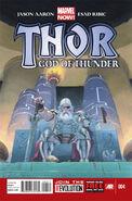 Thor God of Thunder Vol 1 4