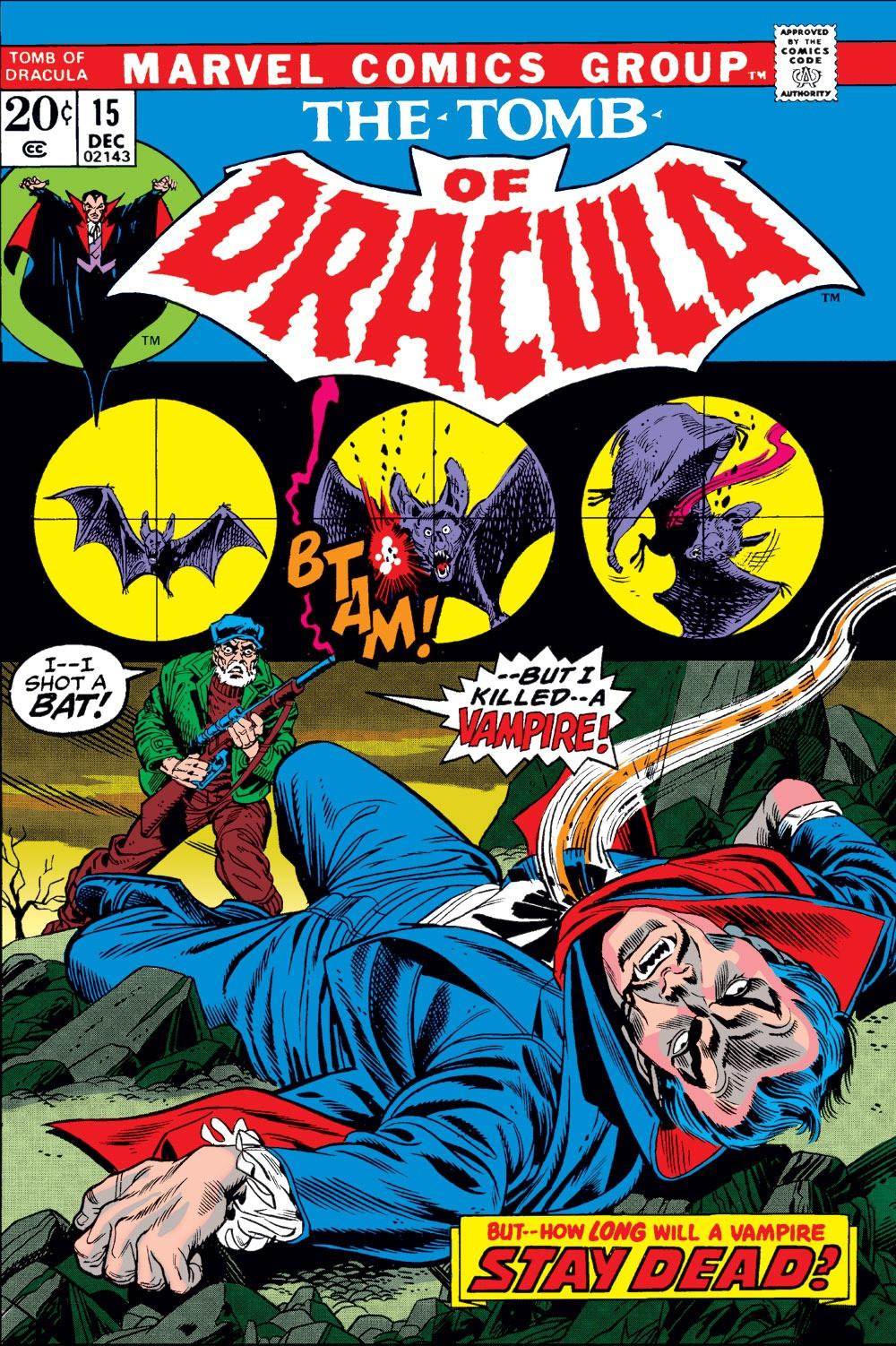 Tomb of Dracula Vol 1 15