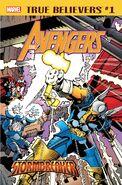 True Believers Avengers - Stormbreaker Vol 1 1
