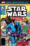 True Believers Star Wars - The Hunter Vol 1 1
