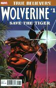 True Believers Wolverine - Save the Tiger Vol 1 1