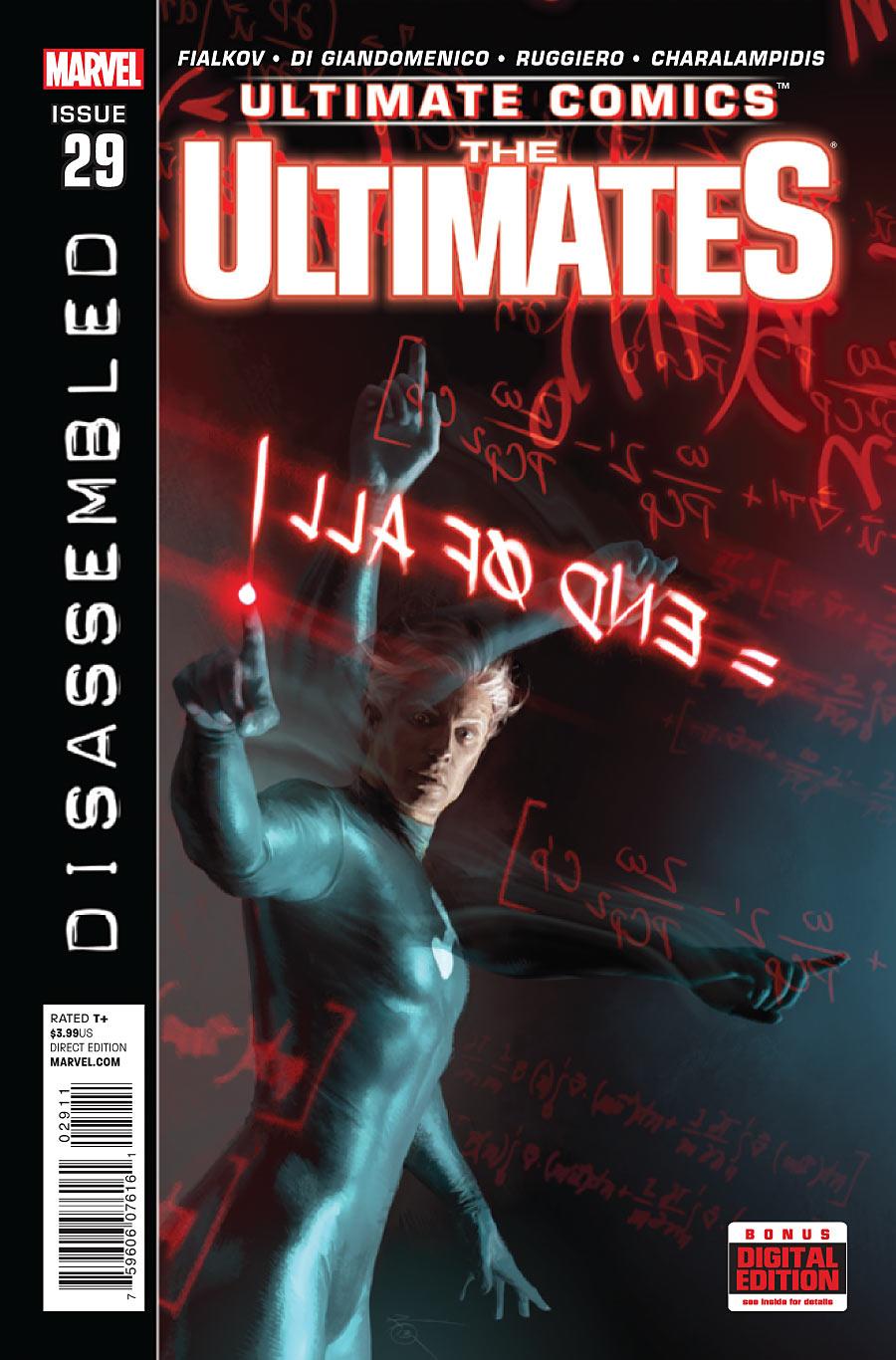 Ultimate Comics Ultimates Vol 1 29