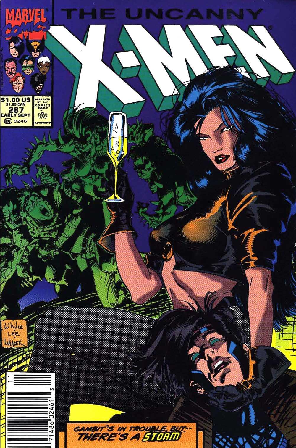 Uncanny X-Men Vol 1 267