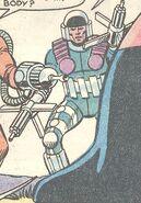 Uzi (Grip) (Earth-616) from Marvel Comics Presents Vol 1 41 0001
