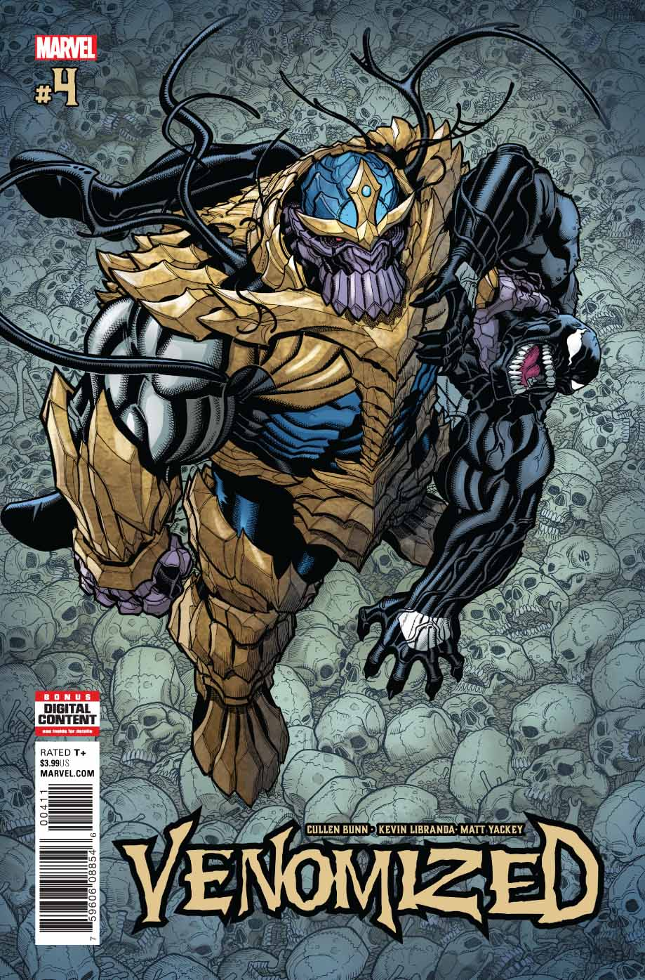 Venomized Vol 1 4