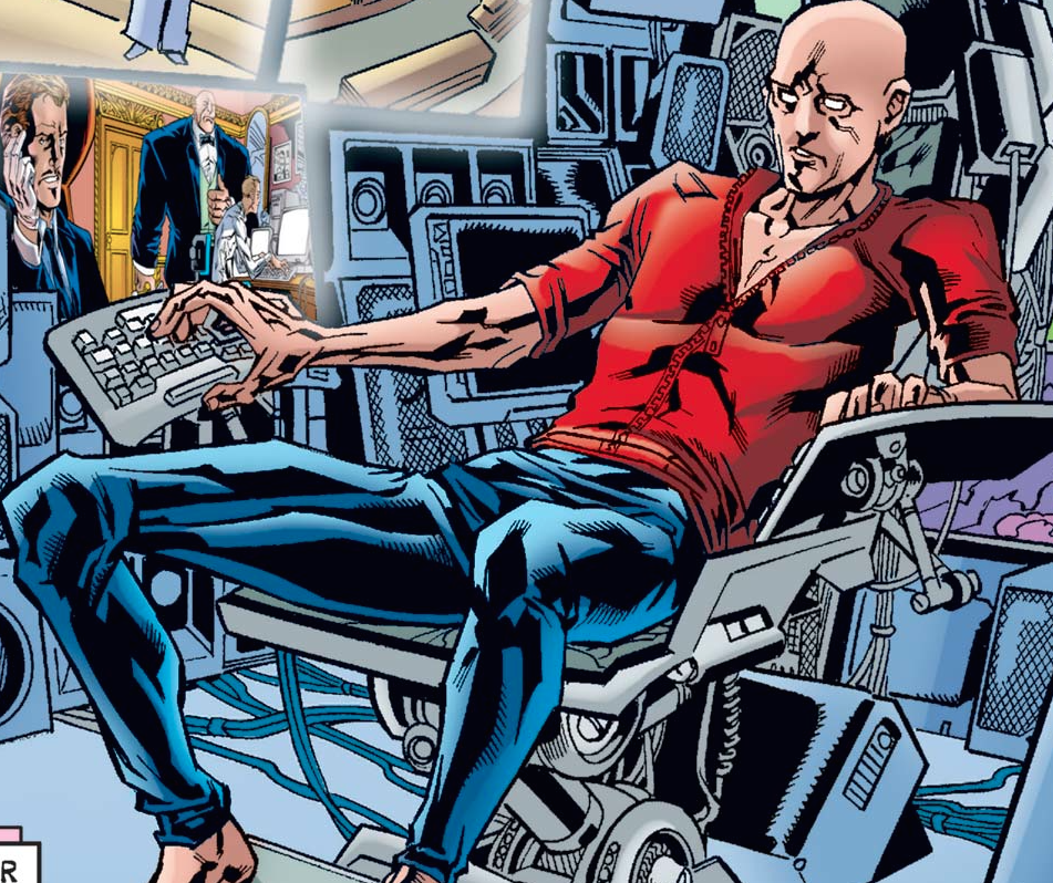 William Knoblach (Earth-616)