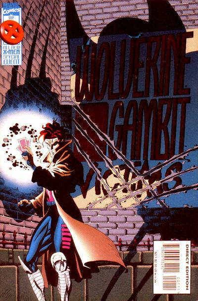 Wolverine / Gambit: Victims Vol 1 1