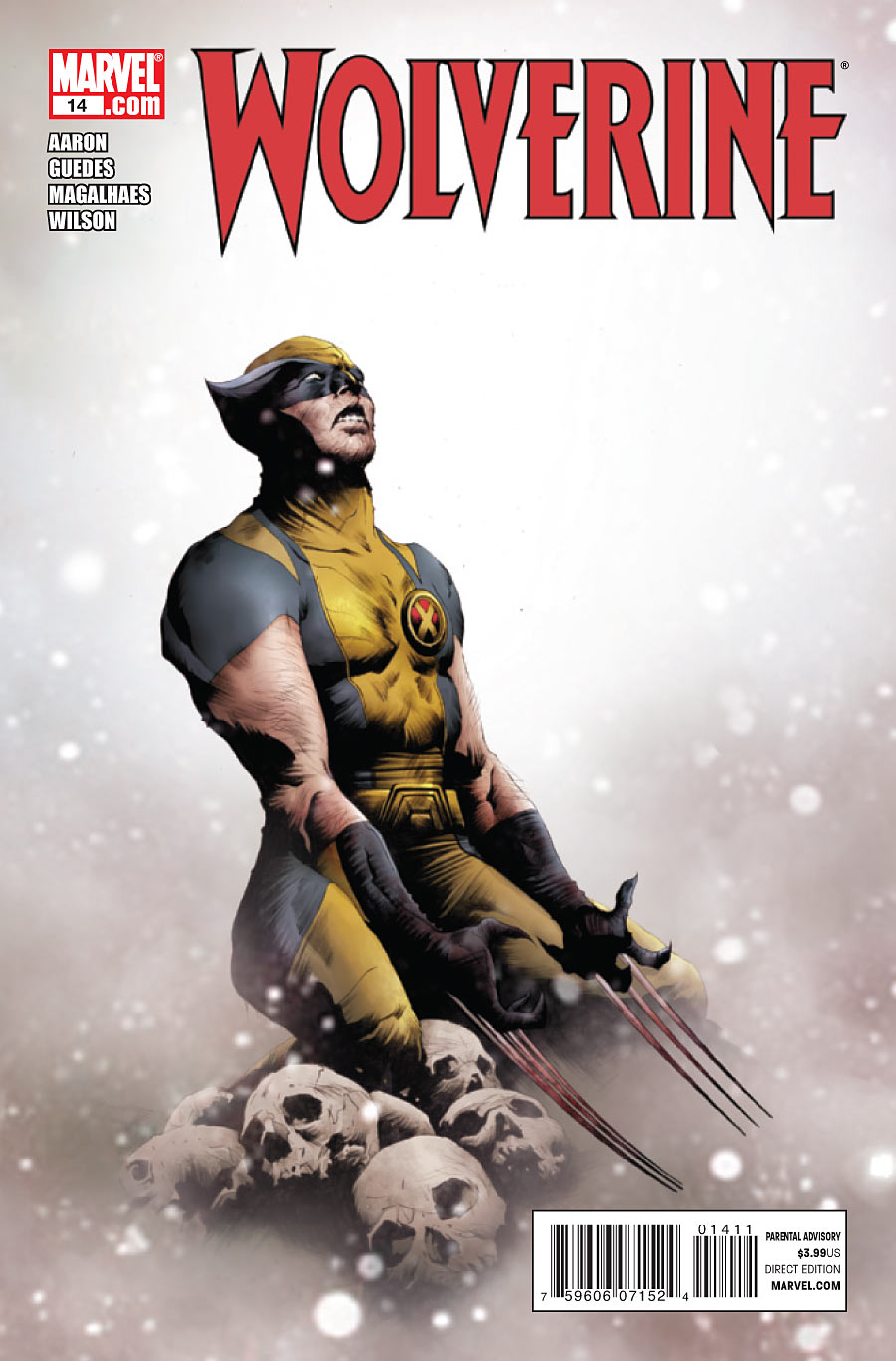 Wolverine Vol 4 14