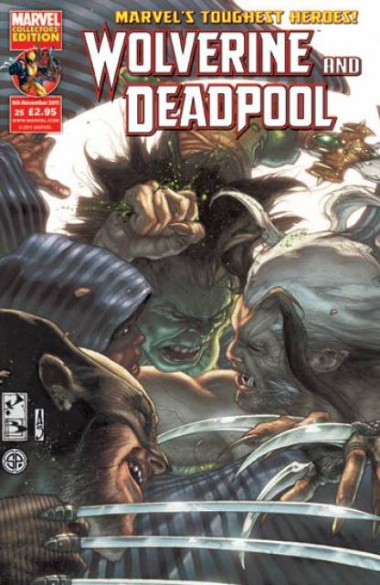 Wolverine and Deadpool Vol 2 25