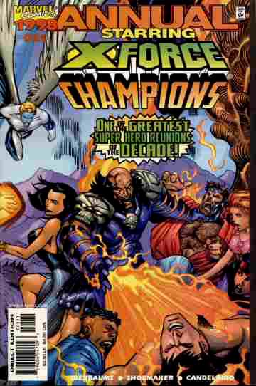 X-Force / Champions Vol 1 '98