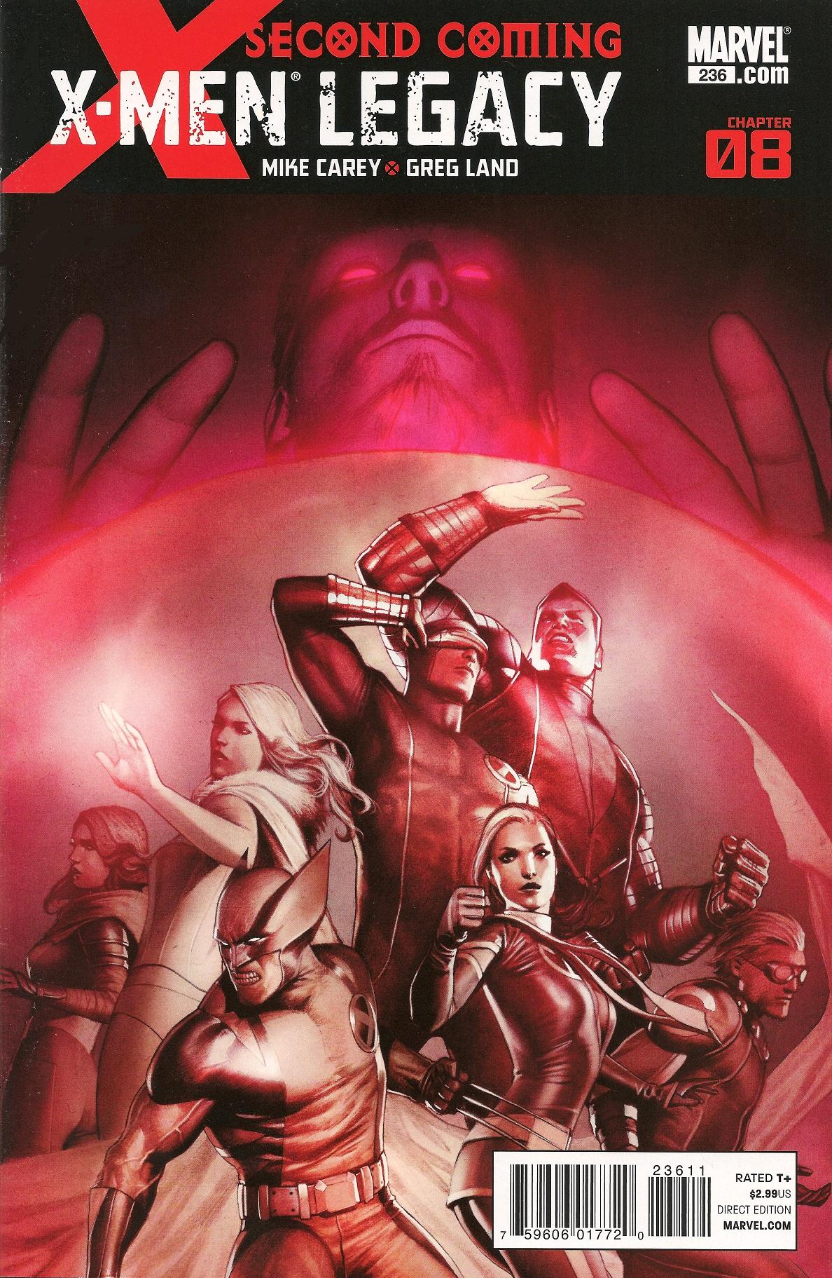X-Men: Legacy Vol 1 236